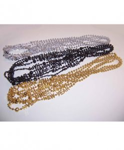 Happy New Year Beads - Asst. Colors