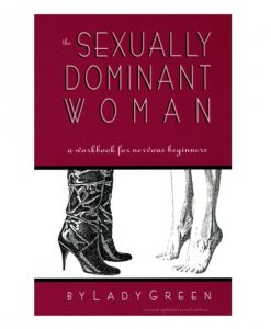 Sexually Dominant Woman Book