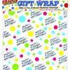 Happy Fucking Birthday Giftwrap - 2 Sheets