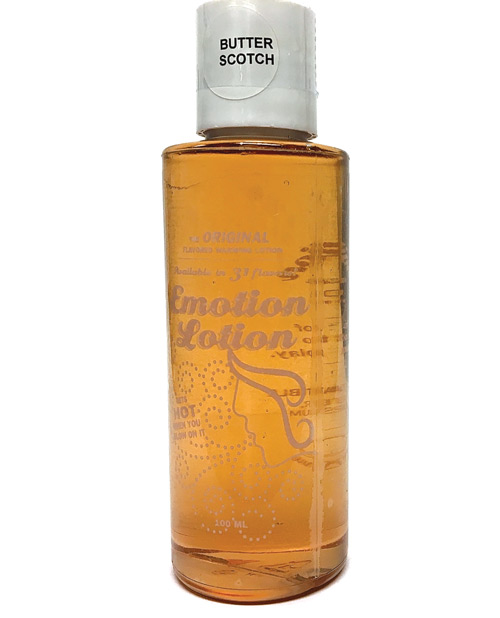 Emotion Lotion - Butterscotch