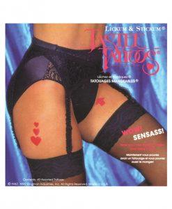 Edible Tattoos