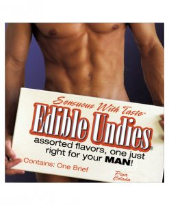 Men's Edible Undies - Pina Colada