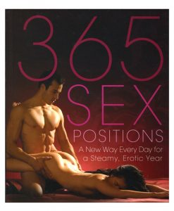 The 365 Sex Positions Book