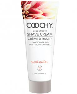 COOCHY Shave Cream - 12.5 oz Sweet Nectar
