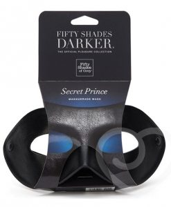 Fifty Shades Darker Secret Prince Mask