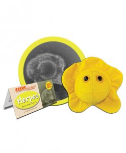 Giantmicrobes Herpes - Small