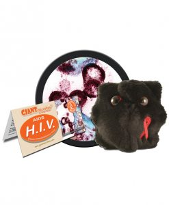 Giantmicrobes HIV - Small