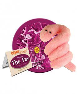 Giantmicrobes Pox (Syphilis) - Small
