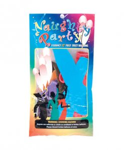 """Naughty Party 22"""" Penis Balloons - Asst. Colors Pack of 8"""