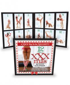 12 Days of XXXmas Activity Calendar