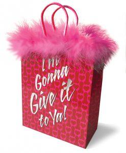 I'm Gonna Give it to Ya! Gift Bag