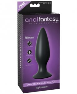 Anal Fantasy Collection Rechargeable Anal Plug Large