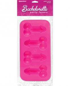 Bachelorette Party Favors Gelatin Pecker Shooters