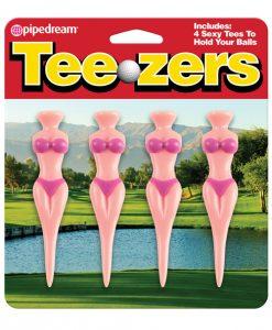 Tee-zers Sexy Golf Tees