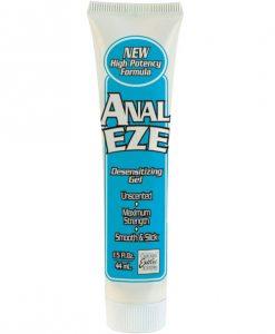 Anal Eze Cream - 1.5 oz Bulk