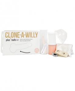 Clone-A-Willy & Balls Kit