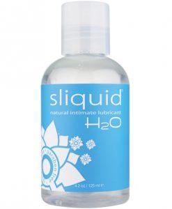 Sliquid H20 Intimate Lube Glycerine & Paraben Free - 4.2 oz