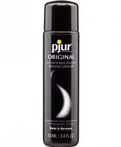 Pjur Original Silicone Personal Lubricant - 100ml Bottle