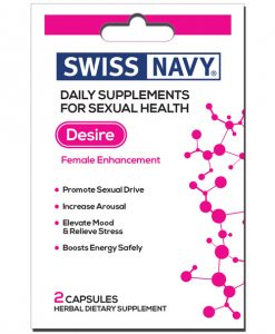 Swiss Navy Desire for Her - Pack of 2