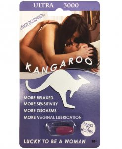 Kangaroo Violet Mega Extra Strength for Her - 1 Tablet Package