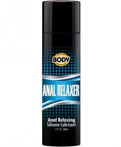 Body Action Anal Relaxer - 1.7 o Pump Bottle