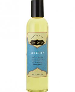 Kama Sutra Aromatic Oil - 8 oz Serenity