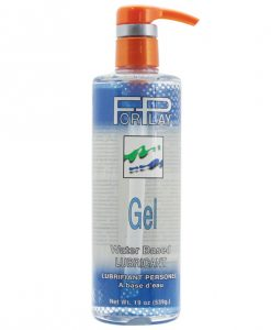 ForPlay Gel Lubricant - 19 oz Pump Bottle
