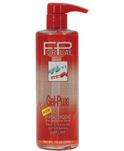 ForPlay Gel Plus Lubricant - 19 oz Pump Bottle