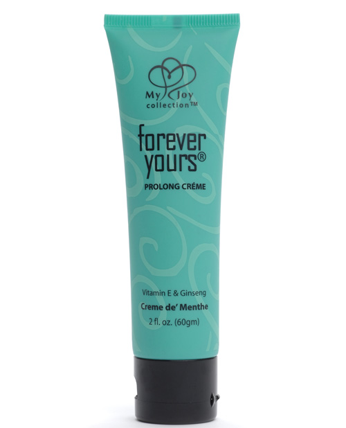 Forever Yours Prolong Creme - 2 oz White Mint