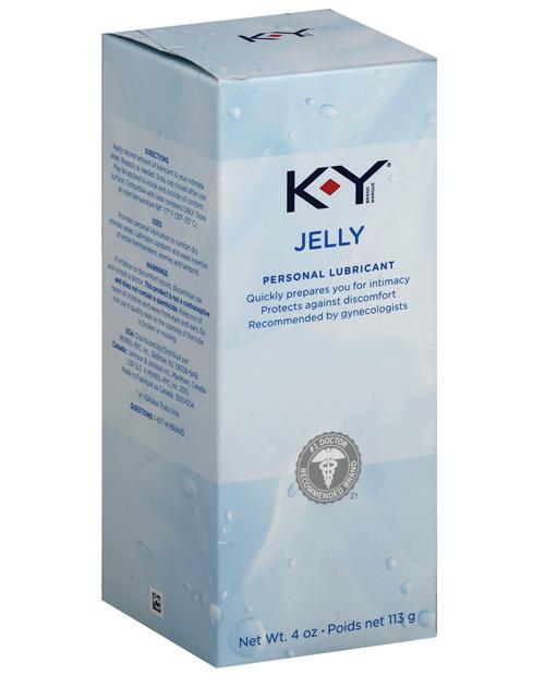 K-Y Jelly - 4 oz