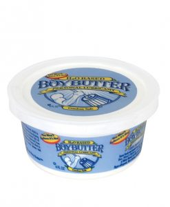 Boy Butter H2O Based - 4 oz Tub