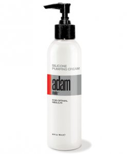 Adam Male Silicone Pumping Cream - 6.3 oz