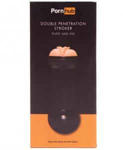 Porn Hub Double Penetration Stroker