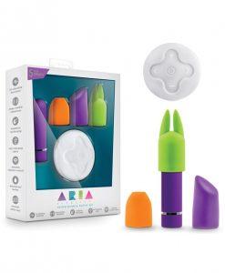 Blush Aria Vitality Bullet Kit - Plum