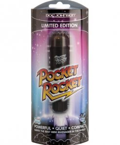 "Original 4"" Pocket Rocket - Limited Edition Black"