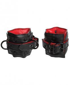 Kink Leather Ankle Restraints