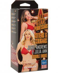 All Star Porn Stars Kittens & Cougars Jessie &rews Pussy & Julia Ann Pussy
