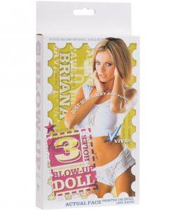 Briana 3 Hole Doll