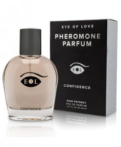 Eye of Love Confidence Pheromone Cologne Deluxe - 50 ml
