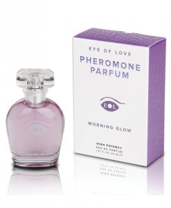 Eye of Love Morning Glow Pheromone Parfum Deluxe - 50 ml