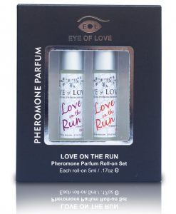 Eye of Love Female to Female Pheromone Roll On Set - Set of 2