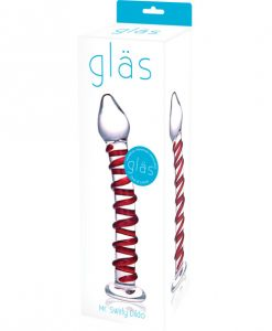 Glas Mr Swirly Dildo