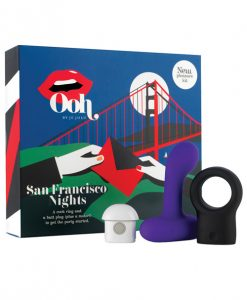Ooh by Je Joue San Francisco Mini Pleasure Kit
