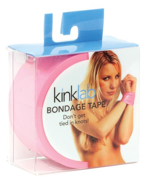 KinkLab Female Bondage Tape - Pink