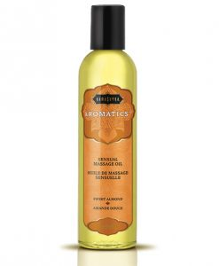 Kama Sutra Aromatics Massage Oil - 2 oz Sweet Almond