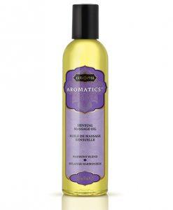 Kama Sutra Aromatics Massage Oil - 2 oz Harmony Blend