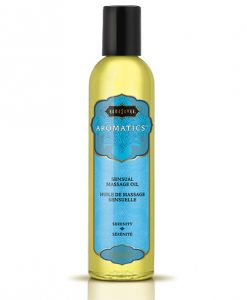 Kama Sutra Aromatics Massage Oil - 2 oz Serenity