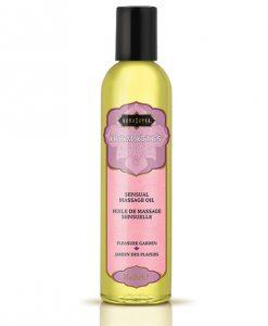 Kama Sutra Aromatics Massage Oil - 2 oz Pleasure Garden