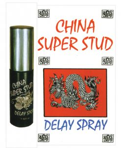 China Super Stud Spray - .44 oz