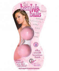 Ben Wa Balls - Pink